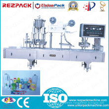 Automatic Rotary Sunflower Oil Filling Packing Machine (RZ6/8-200/300A)