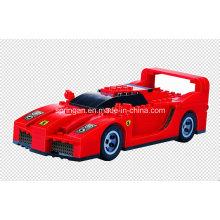 Racing Series Designer Supercar Bloco de Brinquedos