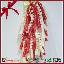 Metallic Factory Outlet, Chinese Wedding Curly Pull Bow