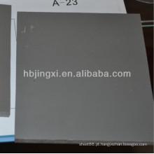 Placa de Plástico PVC com resistência química