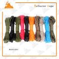 Camping Multicolor corde extérieure réfléchissante corde