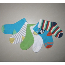 Hot Sale Children Socks Kids Cotton Socks Stripe Socks