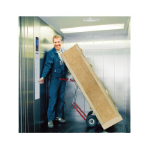 1000 kg ~ 10000 kg size of cargo  / Freight / car Elevator With Overload Protection