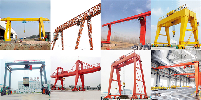 Related U Type Gantry Crane