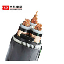 3.6/6 kV XLPE Insulated Screened Armored Medium Copper Conductor XLPE MV Power Cable 33kV Electrical Cable 150mm Oman Cables