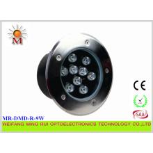 9W Multi Color LED Unterwasserlicht IP68