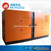 Long Warranty Silent Yuchai 280kw Diesel Generator Set