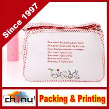 100% saco de algodão / saco de lona (910027)