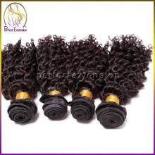 pre-bonded hair extension brazilian kinky curly 20 inch raw virgin hair