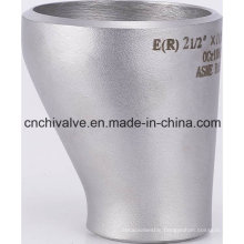 Seamless Stainless Steel Butt-Welding Eccentric Reducer