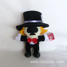 Plush soft game Poker Doll