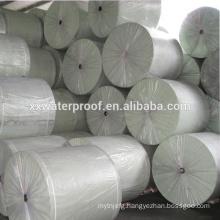 long staple colorful filament polyester mat for SBS APP bitumen membrane