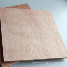 1220x2440x18mm Okoume Laminated Commercial Plywood  Sheet for Cabinets Making