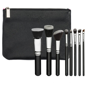Set de cepillo de alta calidad del maquillaje del vegano 8PCS (ST0802)