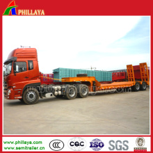 Directly Factory Hydraulic Low Bed Trailer