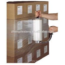 LLDPE pallet wrap hand stretch film rolls