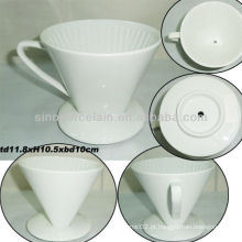 Caneca de filtro de café cerâmico 4.6inch para BS130521B