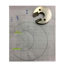 Mold parts stainless steel  precision cnc machining