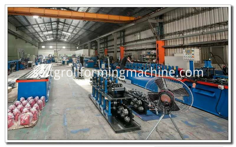 Steel Stud Machine