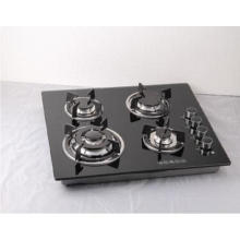 Built in Gas Stove with 4 Sabaf Burners