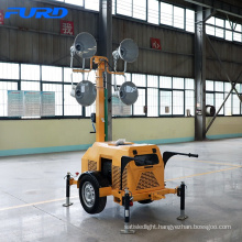 High Mast Led Emergency Lamp Tower for Outdoor Lighting