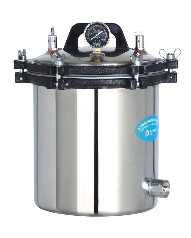 autoclave for lab