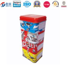 Muliti-Function Metal Storage Box for Food Packaging