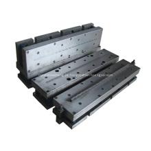 Moldes de produção de aletas para trocadores de calor