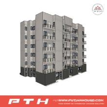 Prefabricated Light Steel Villa House as Hotel Building