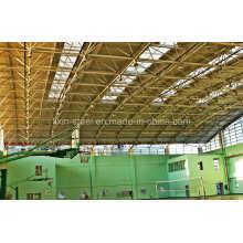 Revestimiento de techo de metal pre-ingeniería para el edificio de Gumnasium