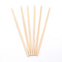 Eco Friendly Disposable Hanging Kebab Stick Bamboo Shish BBQ Skewers