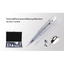Maquillaje permanente de la alta calidad / kit de la máquina de Digitaces del tatuaje (ZX2011-1)