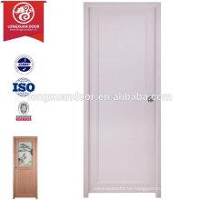 Großhandel PVC Kunststoff Innen WC Tür mit / ohne Mattglas
