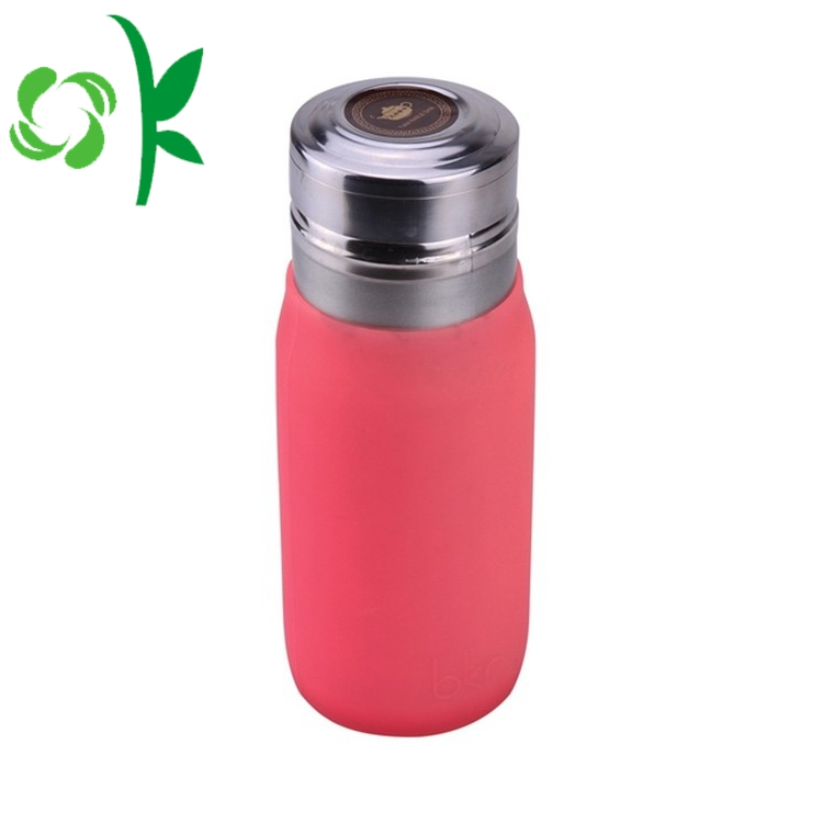 Custom Oem Silicone Bottle Sleeve