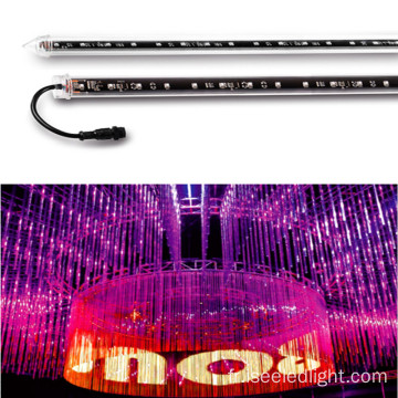 Tube de météore RGB LED 3D de Madrix Nightclub