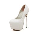 New Design High Heels Women Shoes (Y 21)
