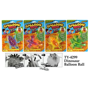 Dinosaur Balloon Ball Toy