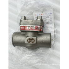 "Forged Steel F316L Class150 1"" Lift Check Valve"