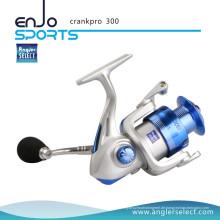 Angler Wählen Sie neue Spinning / Fixed Spool Angelrolle Angelgerät (Kurbel PRO 300)