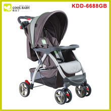 Factory New Lightweight Pushchair for Baby , Adjustable Handle Height 2 in 1 Baby Stroller with Carseat