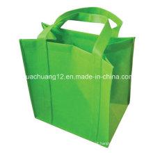 Saco de compra não tecido Eco-amigável do saco do projeto novo