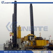 De dragado marino para la draga de succión del cortador (USC-2-005)