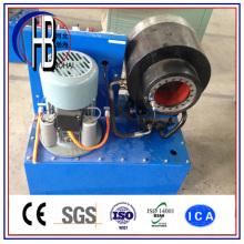 Nueva máquina de engarzado de manguera vertical para manguera hidráulica