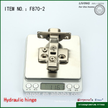 Popular hydraulic door hinges for cabinet door