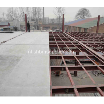 18 mm 20 mm structurele loft vezel cement board vloeren