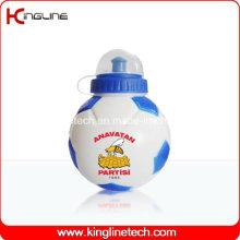 Garrafa de água desportiva plástica, garrafa de esportes plástica, garrafa de água esportiva 850ml (KL-6824)