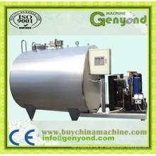 Máquina de refrigeração de leite de aço inoxidável