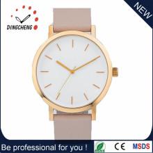 Leder Armbanduhr Armbanduhr Damenuhr Pferd Uhr Quarzuhr (DC-1369)