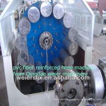 fiber reinforced pvc hose making machine
