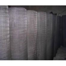 Tissu en fil noir / maille de fer noir pour filtre à air / liquide